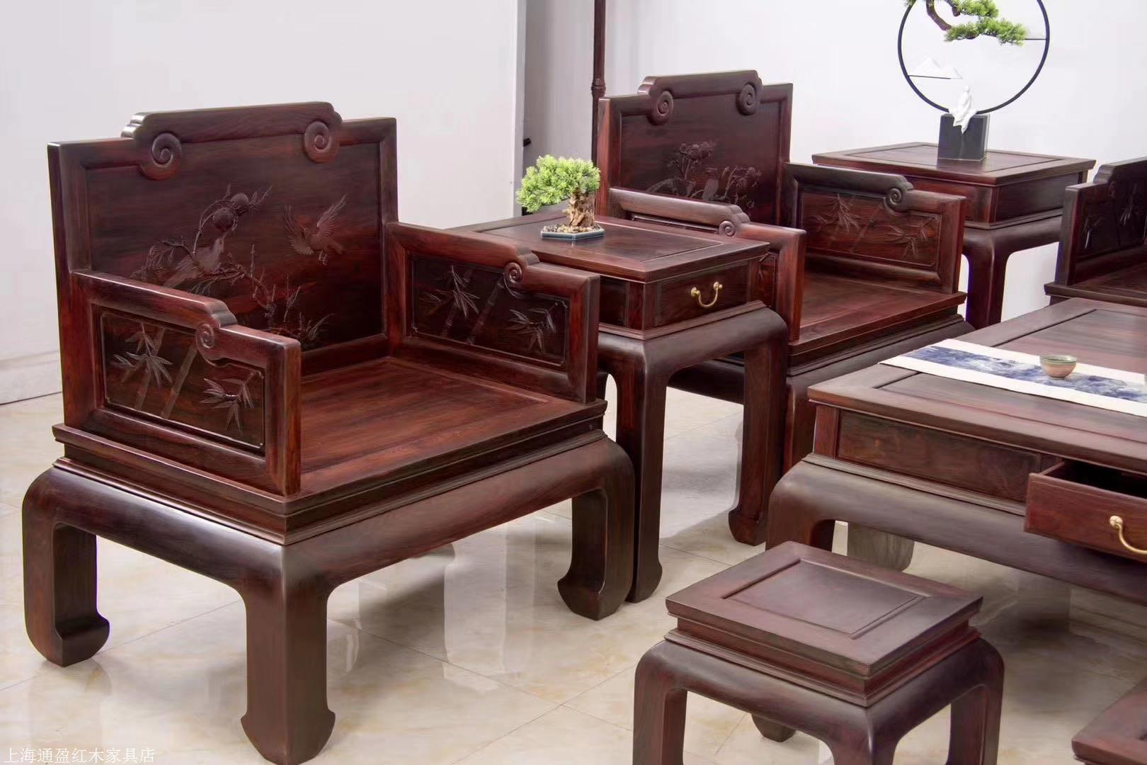 北京上门回收红木家具,仿古家具,酸枝木家具